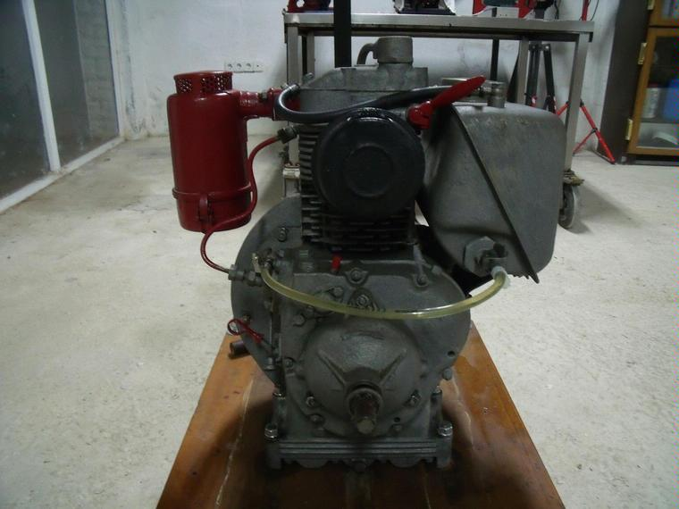 motor diesel mwm diter 9 cv second-hand 69484
