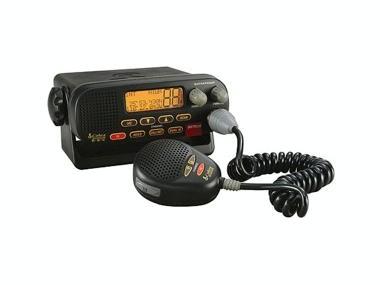 Radioteléfono VHF marino de tipo fijo marca Cobra, modelo MR F55 EU Electronics