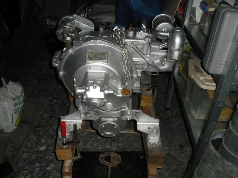 MOTOR YANMAR YSM 12 DIESEL second-hand 66666 - iNautia