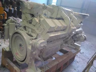 Cummins  kta50  1398 KW --1875 HP  RPM: 1800 Engines