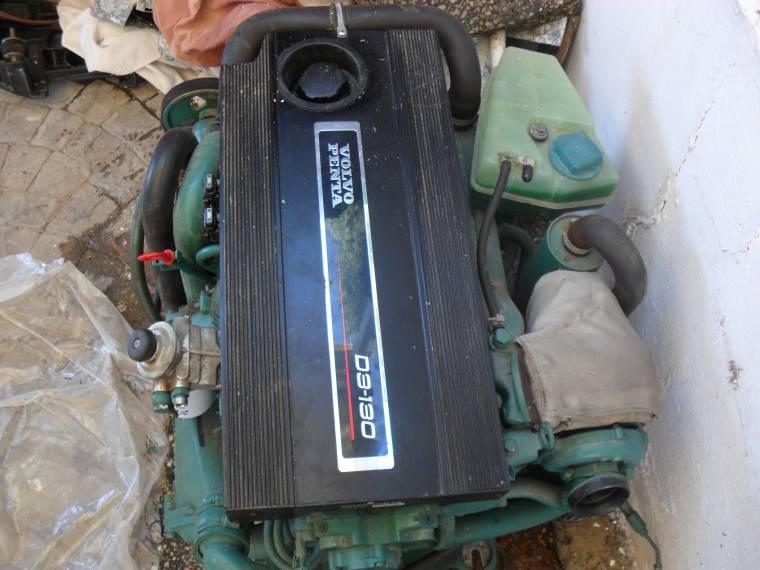 vendo motor volvo d3 diesel 130 cv ultimo modelo  second-hand 50676
