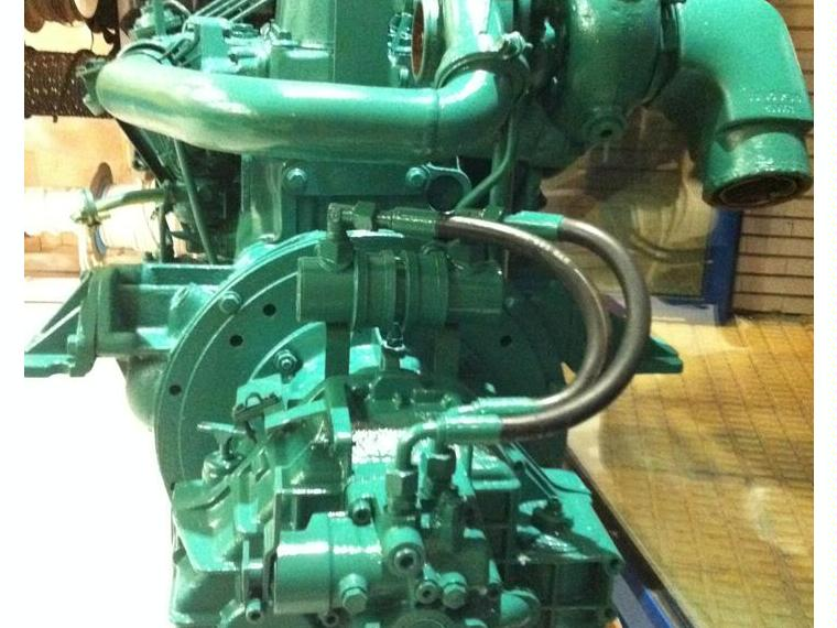 motor volvo penta tmd-31 b 100hp second-hand 69665