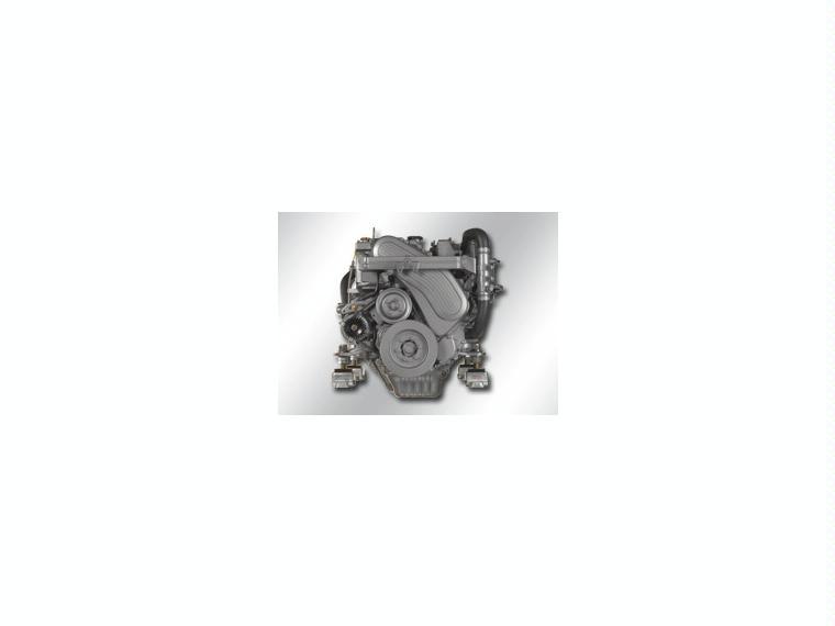 Motor interior Yanmar 6LPA-STP (315 CV) Serie LPA   Engines 48695