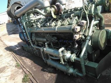 MARINE ENGINE GUASCOR SF480 1122kw Engines