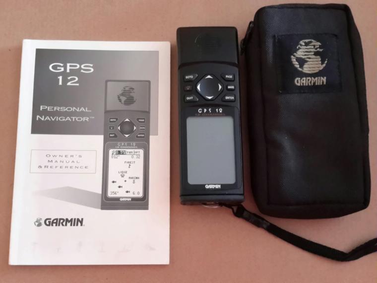 gps modelo garmin 12 channel second hand 70686 inautia rh inautia com garmin gps 12 manual download garmin gps 12xl manual