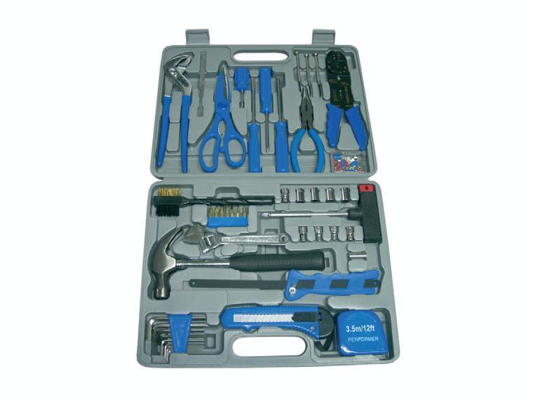Maleta de herramientas de 45pcs deck equipment 65257 - Maleta de herramientas ...