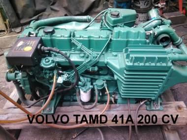 VOLVO TAMD 41A 200 C.V Engines