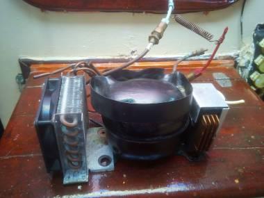 compresor nevera 12V y 24V  Onboard comfort