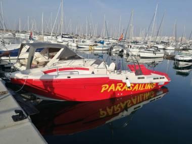 NUEVO BARCO PARACAÍDAS/PARASAILING ORCA 10.400 Navigation