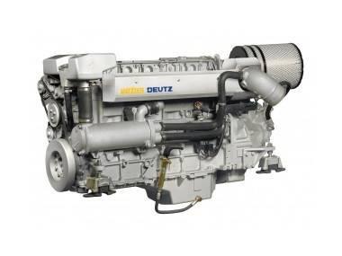 MOTOR MARINO DEUTZ DT67 230HP Engines