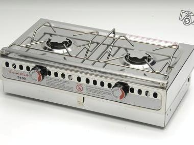 Fornello Ad Alcool Portatile Cookmate 3100 2 Fuochi No Gas O Origo Others 69576 Inautia
