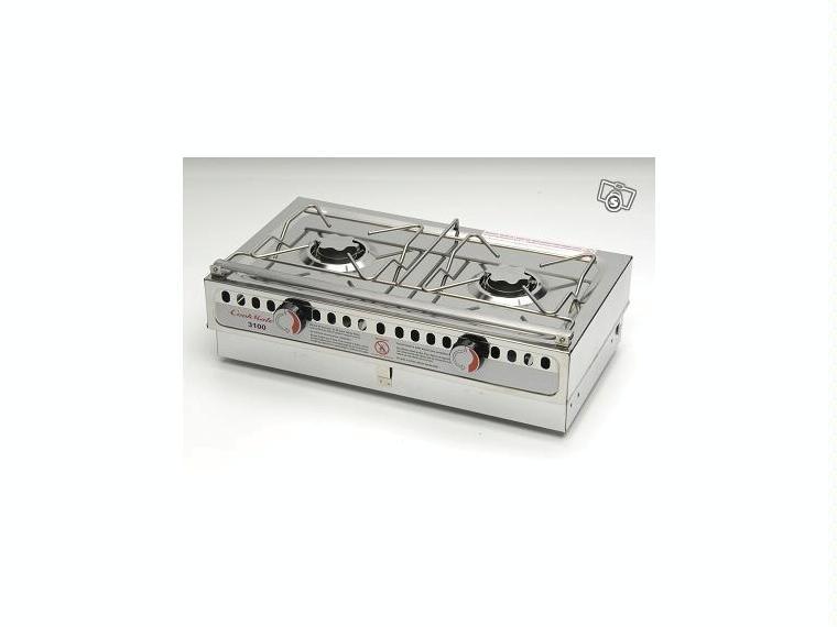 Fornello ad alcool portatile cookmate 3100 2 fuochi no - Fornello ad induzione portatile ...
