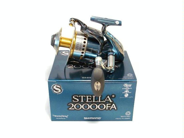 Shimano Stella STL20000FA Spinning Reel At Low Price