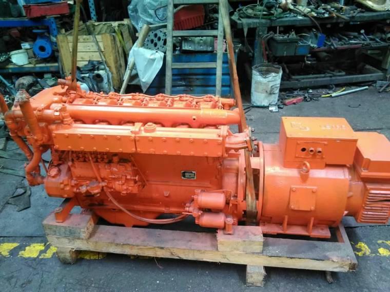 motor auxiliar marino mwm ditter de 50 kva second-hand 68505 - iNautia
