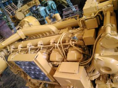 CATERPILLAR 3512 Mecanico Engines