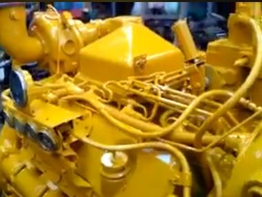CATERPILLAR 3408 de 450 c.v a 1800 r.p.m Engines