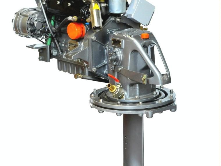 MOTOR nuevo LOMBARDINI KOHLER LDW 1003 SAIL DRIVE (30 HP) | Engines