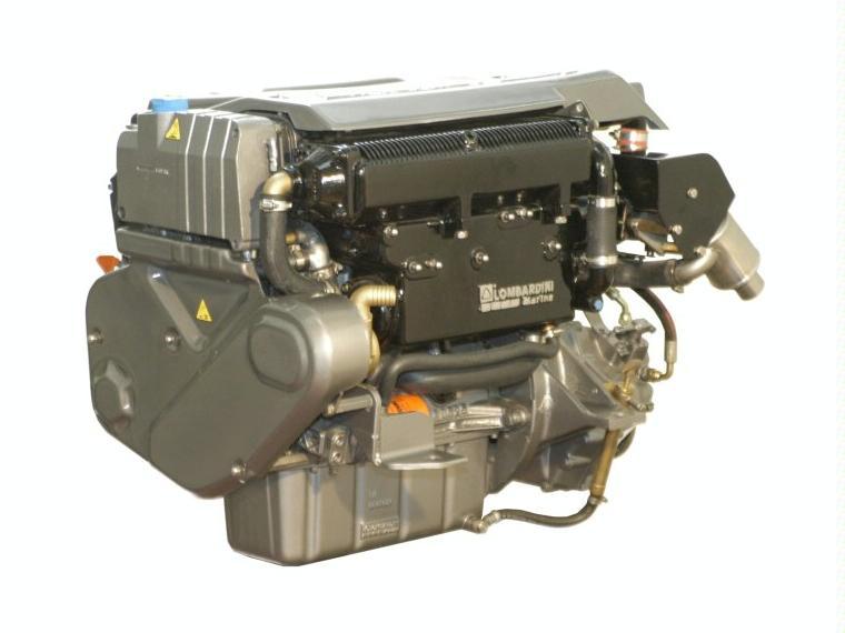motor nuevo lombardini kohler ldw 194 jmt  180 cv