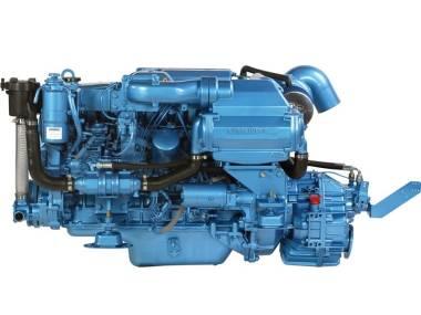MOTOR MARINO NANNI DIESEL 6.420TDI CON CAJA MARINA 320HP Engines