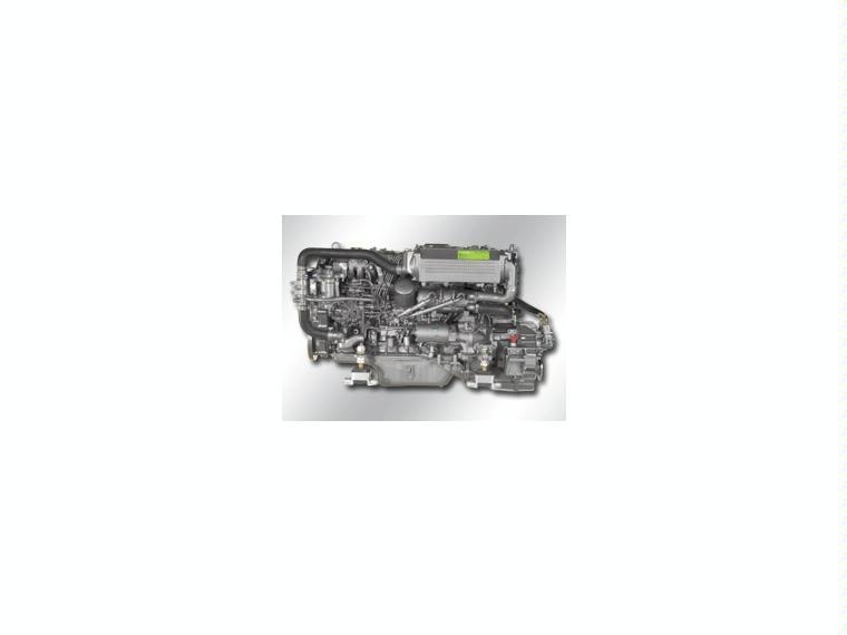 Motor interior Yanmar 6LPA-DTP (260 CV) Serie LPA | Engines