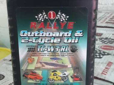 aceite rallie 2 tiempo fuera de borda Others