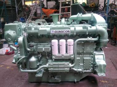 GUASCOR  F180 OF 450 C.V Engines