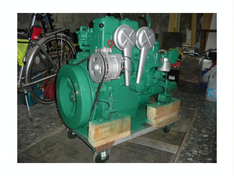 Motor volvo penta md 11 c 23hp second hand 55550 inautia for Volvo motors for sale