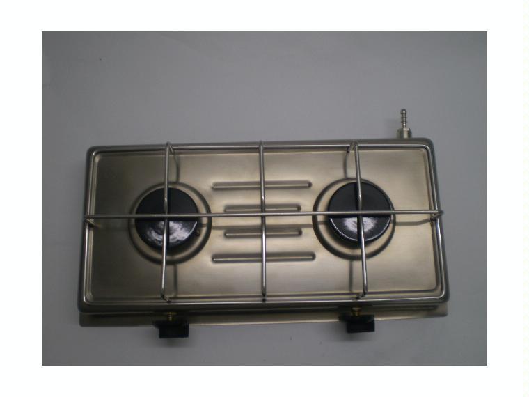 Cocina a gas de dos fuegos onboard comfort 66664 inautia - Cocina dos fuegos gas ...