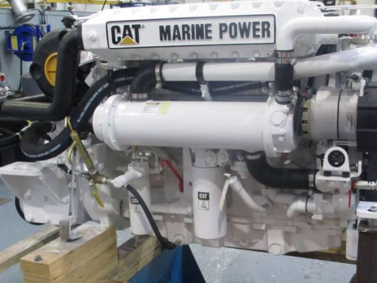 Marine engine caterpillar C12 second-hand 65350 - iNautia