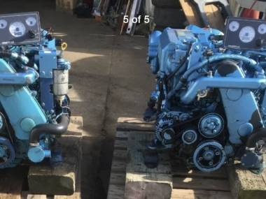 Nanni T4.200 Marine Diesels 200hp Engines