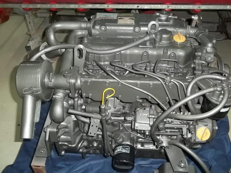 Power Tool Rental >> MOTOR DIESEL YANMAR 50cv (0 horas) | Engines 49534 - iNautia