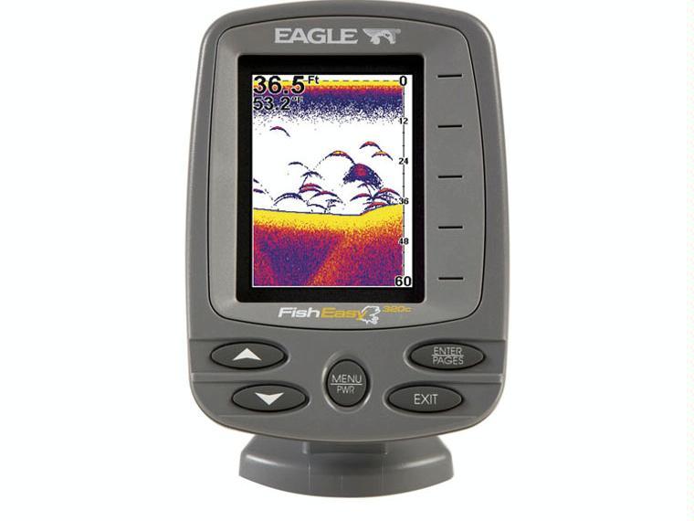 SONDA EAGLE FISHEASY 320C   Electronics 54545 - iNautia