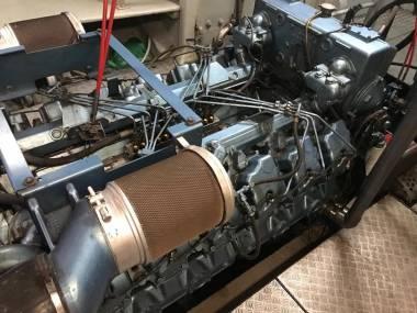 Baudouin 12M26 1200 c.v a 1800 r.p.m Engines