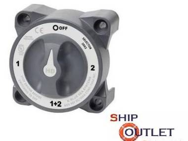 Interruptor selector de batería Serie 500A HD 3003 Electricity