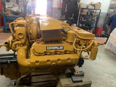 Motores Caterpillar Engines