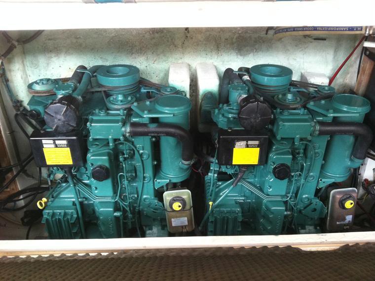 Volvo Second Hand >> motor diesel volvo penta AD31P second-hand 54664 - iNautia
