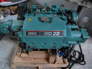 VOLVO MD 22 - 55 HP Engines