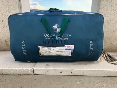10 Man Ocean Safety Liferaft  Deck equipment