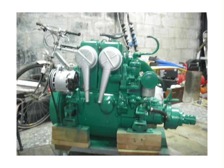 Power Boats For Sale >> motor volvo penta MD 11 C 23HP second-hand 55550 - iNautia