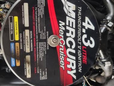 MOTOR INTRABORDA MERCRUISER Engines