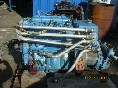 MOTOR PERKINS 4 cilindros 90cv Engines