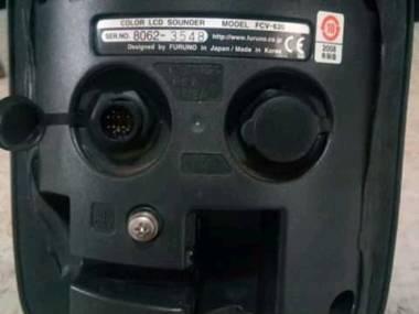 Sonda marina furuno fcv620 LCD a color Electronics