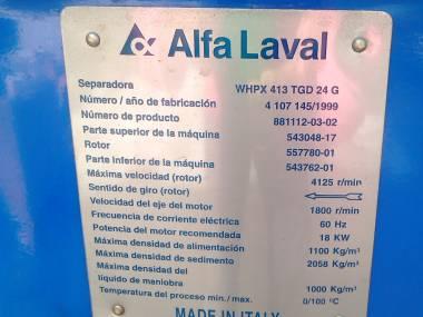 Purificador alfa laval Others