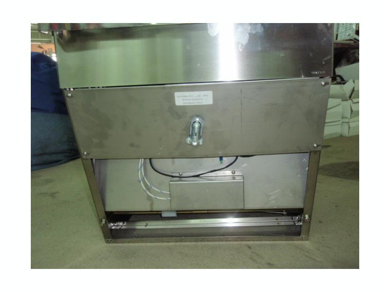 cocina inox force 10 65336 vitroceramica 240v outlet