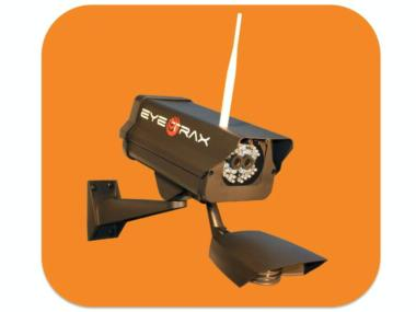 Marina Dock Surveillance Camera  Deck equipment