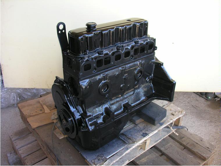Bloque Motor GM 3.0 para Mercruiser o Volvo second-hand ...