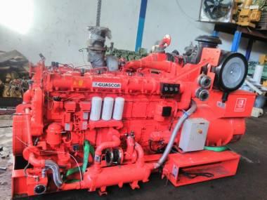 MARINE AUXILIAR ENGINE GUASCOR SF 240 650 H.P to 1500 r.p.m Engines