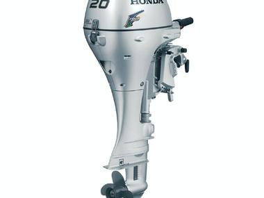 Motor Fueraborda Honda Marine 20 CV Eje Largo-Arranque Electrico Engines