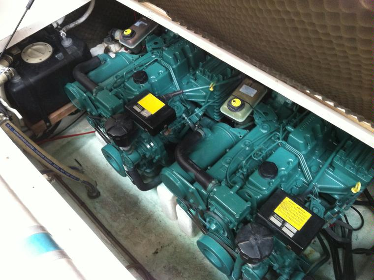Power Boats For Sale >> motor diesel volvo penta AD31P second-hand 54664 - iNautia