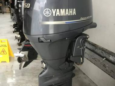 2017 Yamaha F150XB Fourstroke Outboard Engines